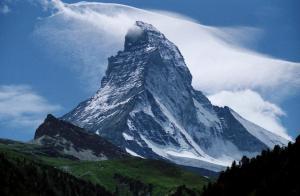 Peak-Of-The-Matterhorn-Mountain